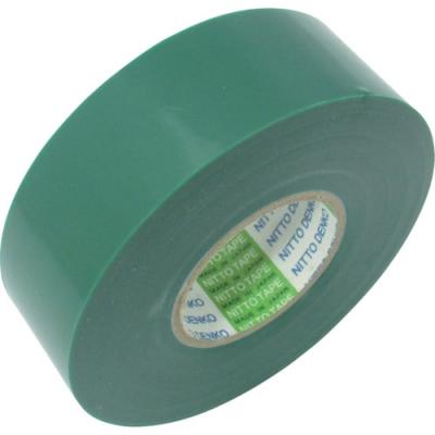 日东电工NITTO CS-21R-25(GN) 无铅塑料胶带 NO.21 25mm×20m 10卷 緑