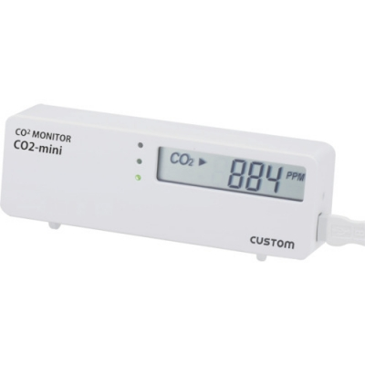 东洋 CUSTOM  CO2-MINI CO2检测仪