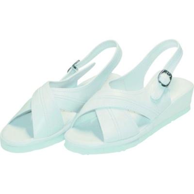 川西工业 KAWANISHI 8200W-L 凉鞋  白色  L 尺码