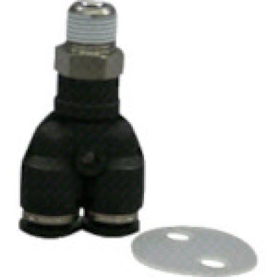 扶桑 FUSO  19534  魔术切割 液量チェッカー 2軸分岐管(ホースサポート付)